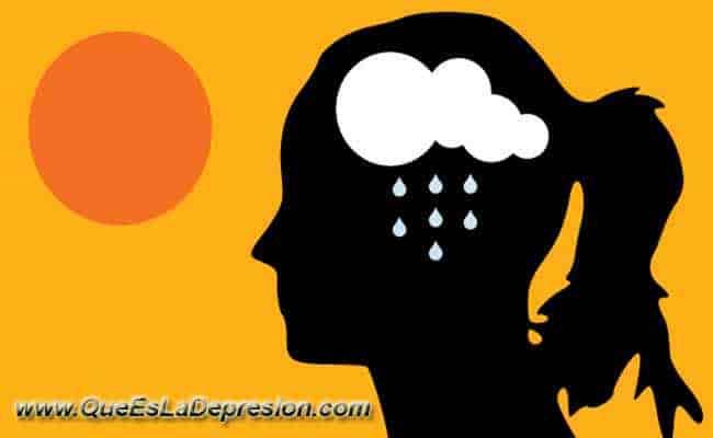 Causas de la depresión ansiosa