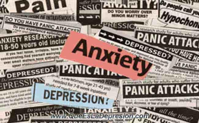 Tratamiento de la depresión ansiosa