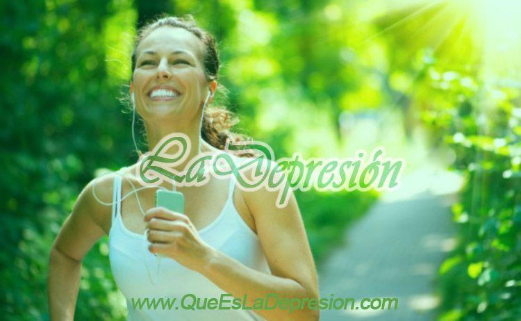 Realiza Ejercicio Físico de Manera Regular para la Depresión