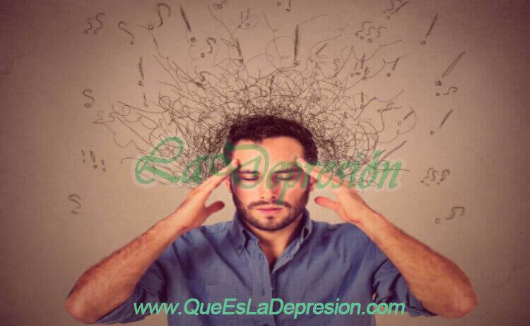 Ansiedad vs Depresión