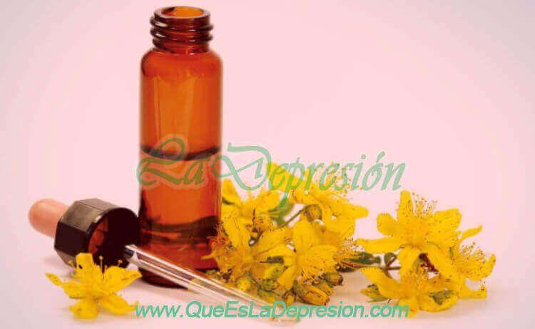 Remedios florales para superar la depresión