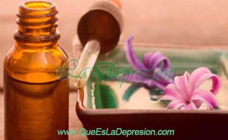 Terapia con Flores de Bach para la Depresión y la Ansiedad