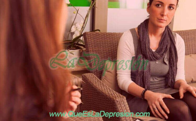 Terapia con psicólogo para tratar una fobia