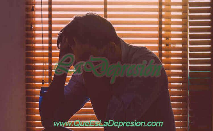 Depresión clínica - Síntomas principales