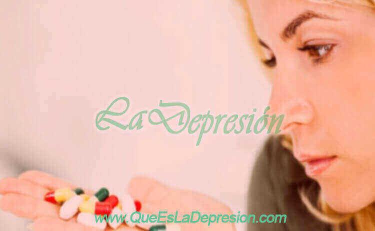 Tratamiento farmacológico para la depresión clínica