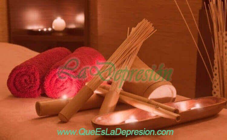 Estudio y beneficios de masajes para depresión y ansiedad