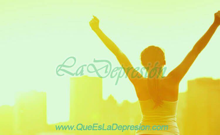 Toma acción para salir de la depresión