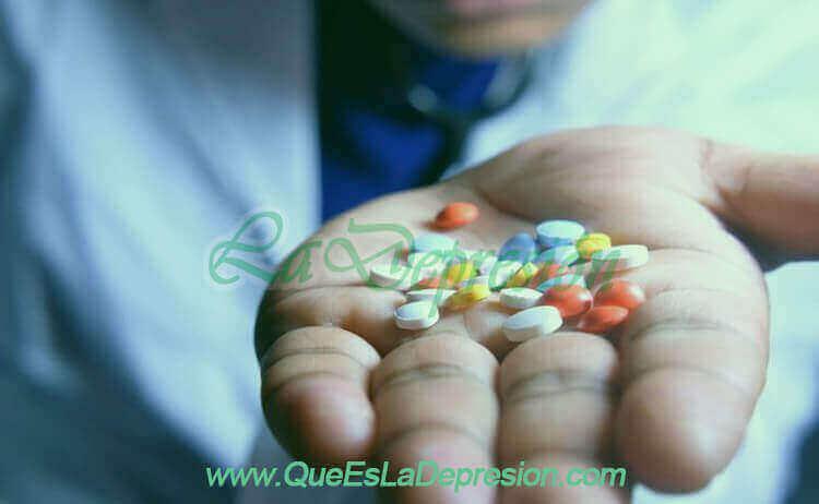 Medicamentos para la depresión