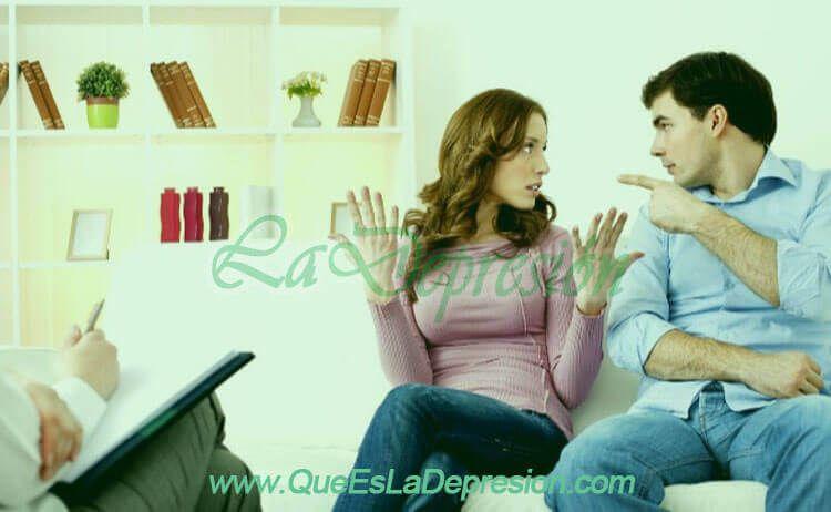 Psicólogo en terapia psicológica de pareja