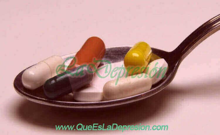 Medicación para la depresión
