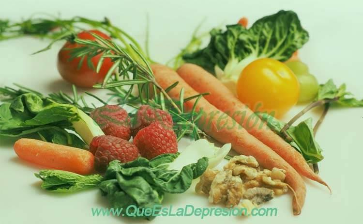 Alimentos contra la depresión