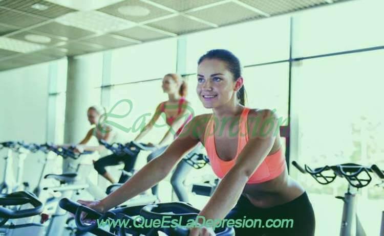 Andar en bicicleta, bueno para la ansiedad y la depresión