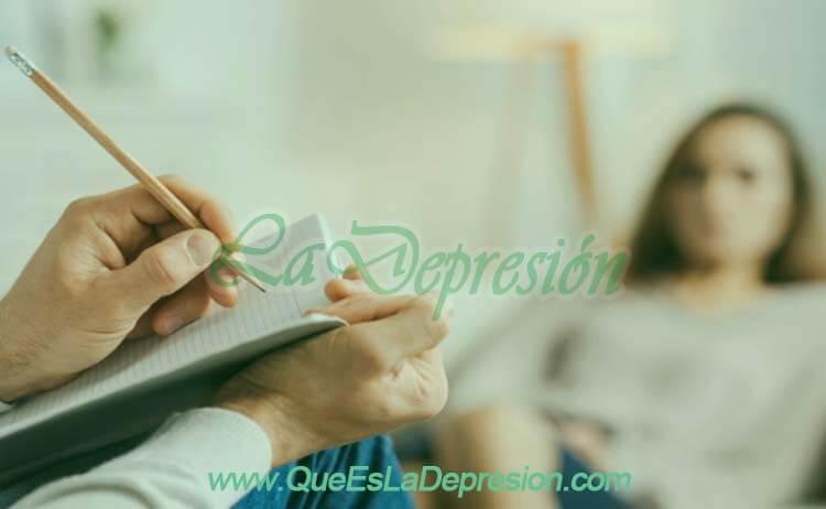 Psicología y depresión - Es posible tratar la depresión