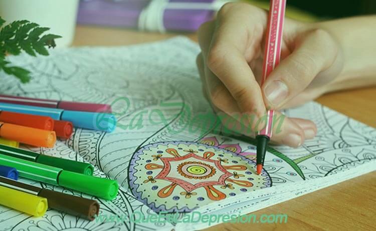 Principales beneficios de pintar mandalas