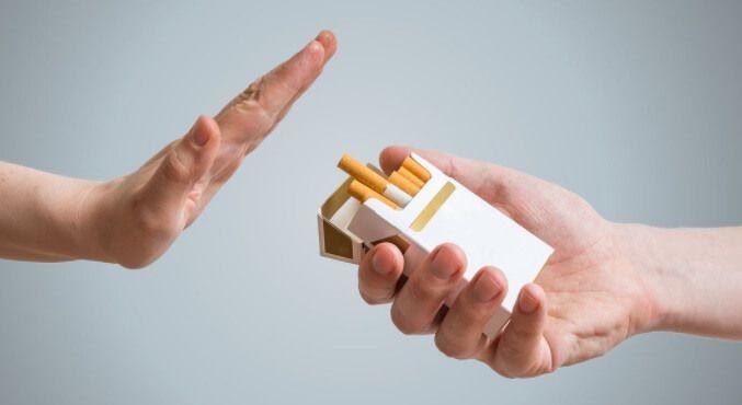 La abstinencia de la nicotina no es peligrosa