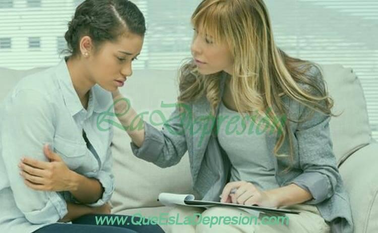 Psicoterapia para la depresión adolescente