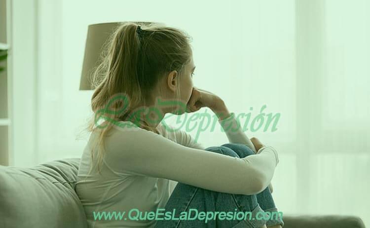 ¿Qué es la depresión en la adolescencia?