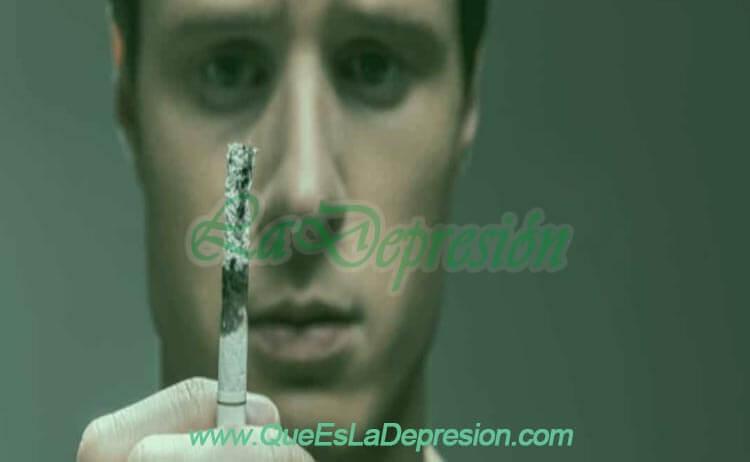 Tabaquismo y depresión