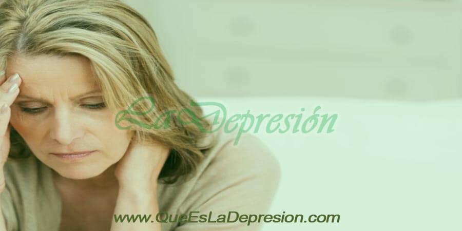 Depresión y autoestima