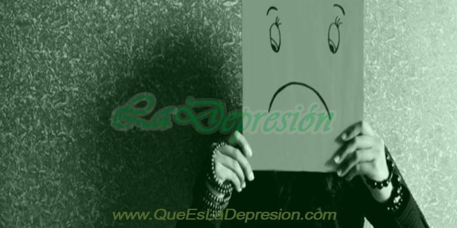 ¿Qué es la depresión? Definición de depresión