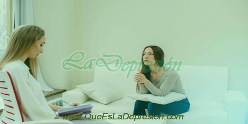 En qué consiste la terapia contra la depresión